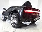 Крутой электромобиль на гелевых колесах Bugatti. Бугатти. Электрокар., фото 6