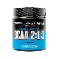 Аминокислоты Optimeal - BCAA 2:1:1 instant, 240 г Клюква