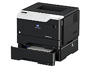 Монохромный черно-белый принтер Konica Minolta Bizhub 3602p. Копир принтер сканер формата А4.