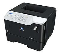 Монохромный черно-белый принтер Konica Minolta Bizhub 4702p. Копир принтер сканер формата А4.