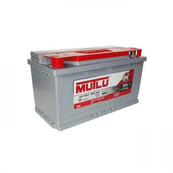 Аккумулятор MUTLU 100AH SMF 60044