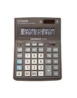 Калькулятор настольный Citizen Correct D-316