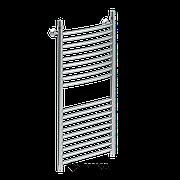 Полотенцесушитель водяной нерж. сталь ЛДП (г2) 100/60 см Ника