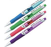 Ручка-автомат шариковая синяя, 0.7мм Berlingo F-10
