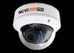 Купольная камера Novicam Pro NC48VP