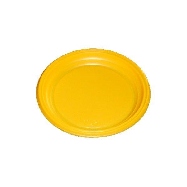 Тарелка d 170мм, жёлт., ПС, 2800 шт