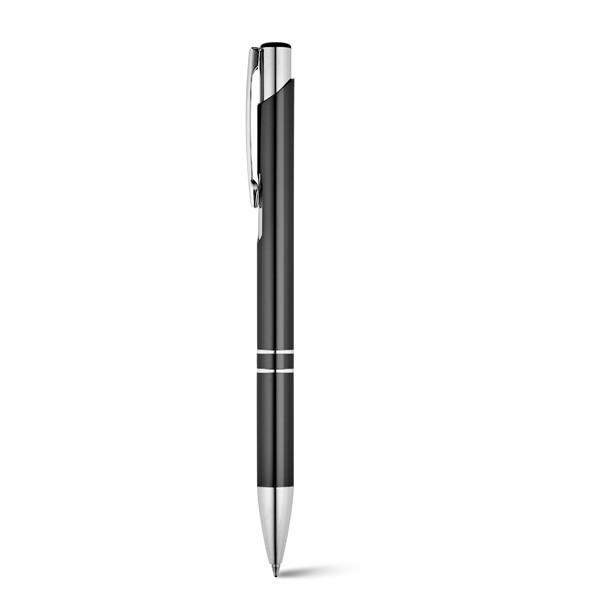 Металлическая ручка | с подсветкой | Beta Light Черная