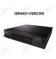 Cisco ISR 4431 Bundle with UC & Sec Lic, PVDM4-64, CUBE-25
