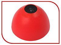 Колонки Delux DLS-Q10BR (1.0) - Красный, 2Вт RMS, 80Hz-20kHz, 75dB, Bluetooth, USB