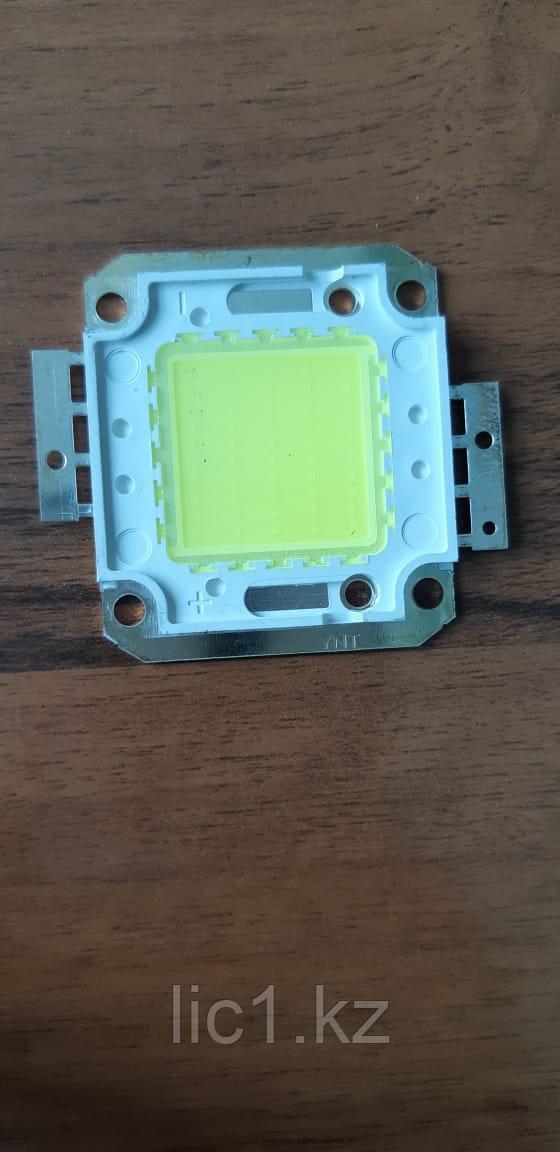 Матрица М-3 50 Вт YNT. Матрица для светодиодных светильников 50 Вт. Матрица для прожектора 50 Вт.