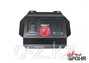 Защита радиатора + картера Toyota Hilux 2015- н.в., фото 2