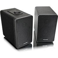 Колонки Microlab H20 (2.0) - black, 36Вт(2x18) RMS, 50Hz-20kHz, 75dB, Bluetooth