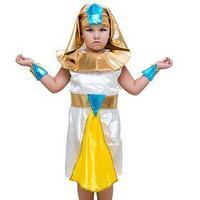 Карнавальный костюм 'Клеопатра' 5-7 лет, рост 122-134