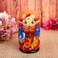 Матрёшка 'Курочка Ряба' 5 в 1, МИКС