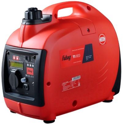 Генератор инверторный цифровой бензиновый TI 800 0,7 кВт