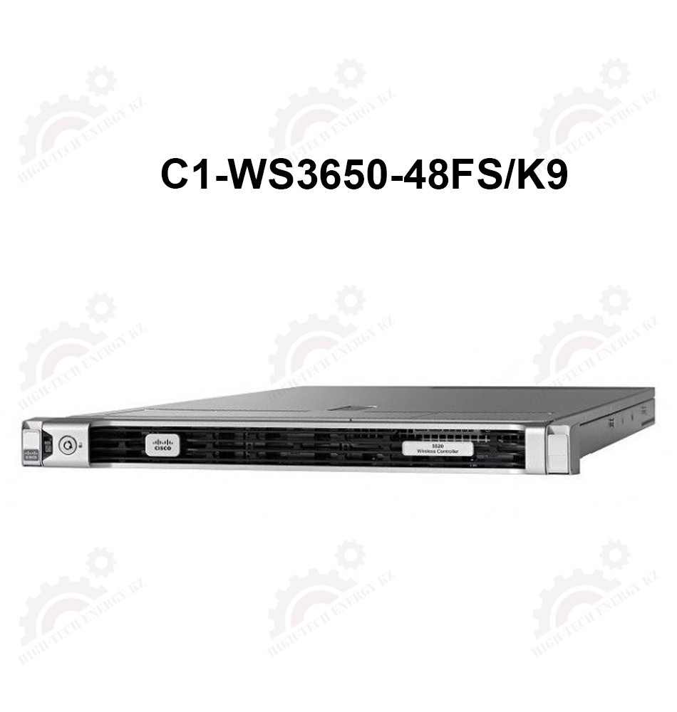 Cisco One Catalyst 3650 48 Port Full PoE 4x1G Uplink