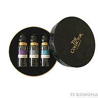 Alexandre.J The Collector Iris Violet+Argentic+MandarineSultane 3x8ml