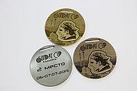 Значки на заказ, медали на заказ