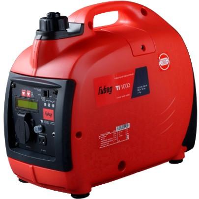 Генератор инверторный цифровой бензиновый TI 1000 1 кВт