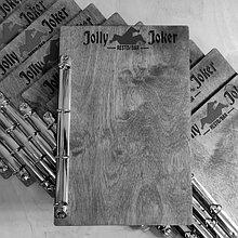 Планшеты и папки под меню