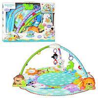 Детский игровой развивающий коврик центр арт. 7182 для малышей
