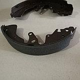 Тормозные колодки задние барабанные SUZUKI GRAND VITARA J20A, FEBEST, фото 2