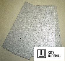 Пластины антифрикционные из спеченных материалов на железной основе АЛМЖ ЖГр2ДМс7 ТУ 4-1-2940-80