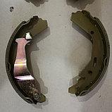 Колодки тормозные задние барабанные SUZUKI WGON R, IGNIS 2000-2008, NIBK, фото 2