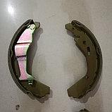 Колодки тормозные задние барабанные SUZUKI WGON R, IGNIS 2000-2008, NIBK, фото 3