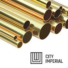Труба латунная 16х1 мм Л68