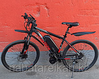 Электровелосипед Trinx с кареточным мотором Bafang 750Вт, 48В 17,5Ач