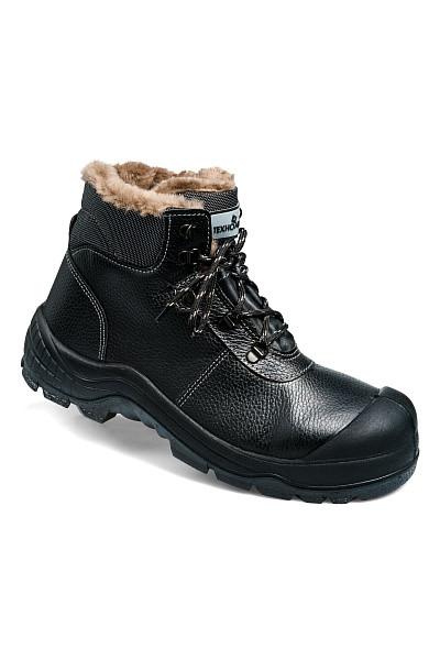 Ботинки мужские кожаные Неогард® меховые