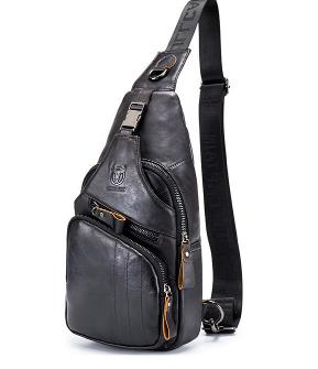 Мужской рюкзак BULLCAPTAIN кожа 100%