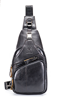 Мужской рюкзак BULLCAPTAIN кожа 100%, фото 2