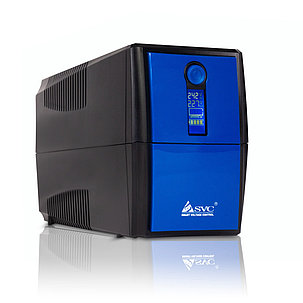 Источник бесперебойного питания SVC V-1000-LCD, фото 2