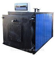 Котёл водогрейный на жидком топливе и газе ВВ-100 ТАН