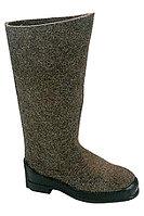 Обувь валяная специальная от пониженных температур на резиновом ходу