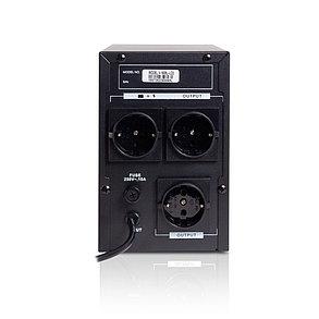 Источник бесперебойного питания SVC V-1500-L-LCD, фото 2