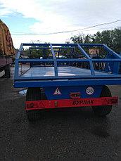 Прицеп- рулоновоз тракторный ПРТ-8, фото 2