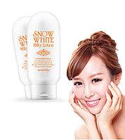 Осветляющий лосьон для лица и тела Secret Key Snow White Milky Lotion 120ml