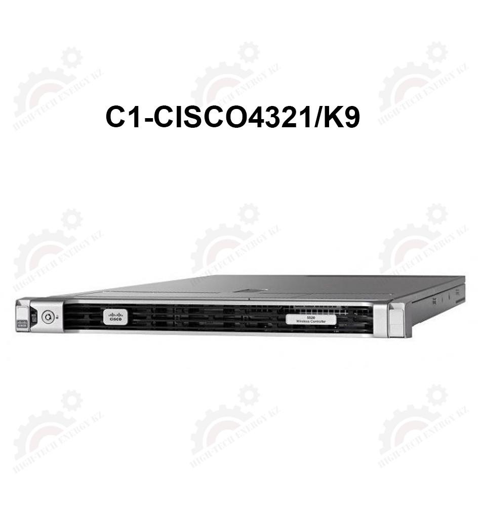 Cisco ONE ISR 4321 (2GE,2NIM,4G FLASH,4G DRAM, IPB)