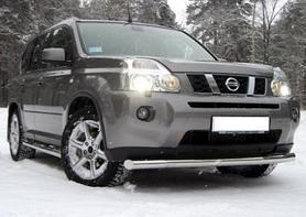 Навесное оборудование и ходовая Nissan X-trail