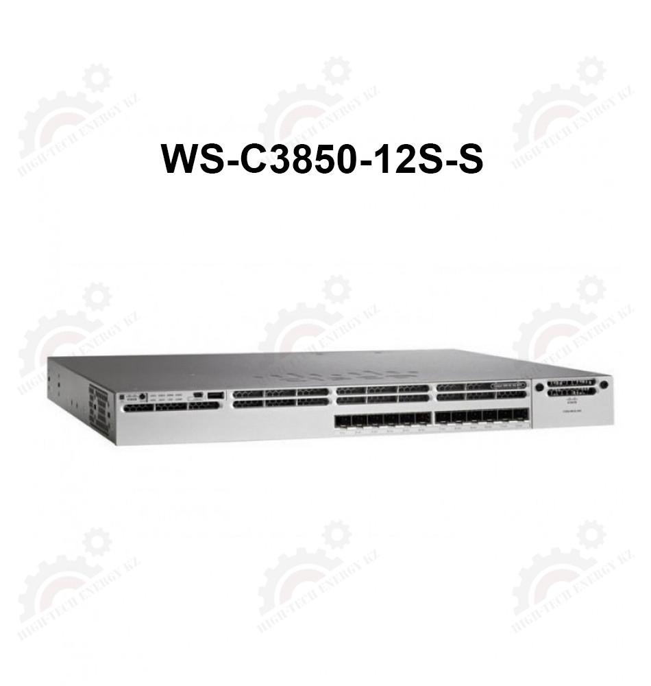 Cisco Catalyst 3850 12 Port GE SFP IP Base