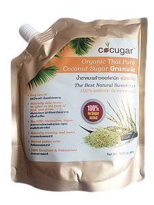 Кокосовый сахар Cocugar 450 гр