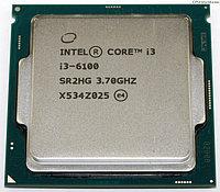 CPU Intel Core i3-6100, 3.7GHz
