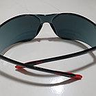 Очки защитные темные Стандарт:CE EN166F/ANSI Z87.1/, фото 2