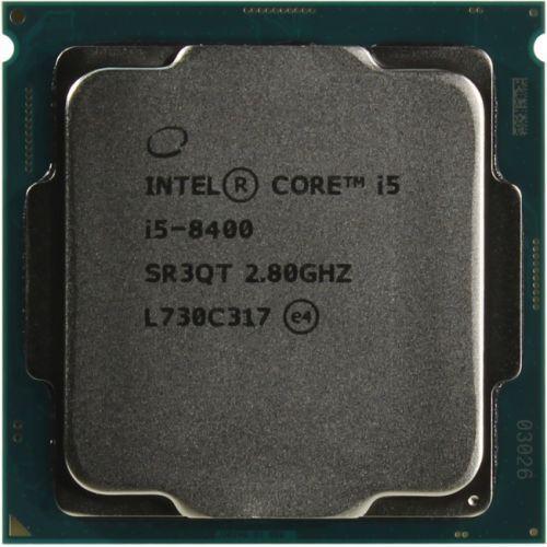 Процессор Intel 1151 i5-8400 2.8GHz,9MB