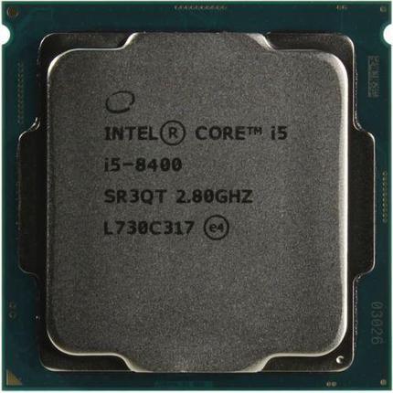 Процессор Intel 1151 i5-8400 2.8GHz,9MB, фото 2
