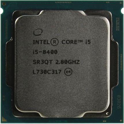 Процессор Intel Core i5-8400 2.8GHz,9MB, фото 2