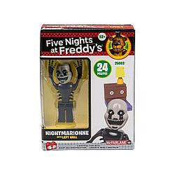 Five Nights at Freddy's Конструктор Минифигурка Кошмарная Марионетка, 24 детади